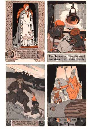 Dutch folk tales