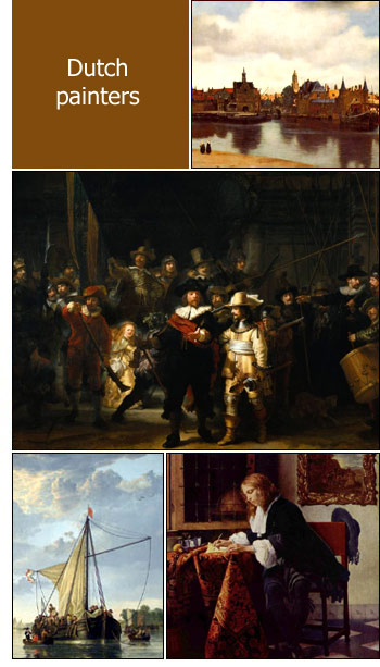 Dutch genre painters