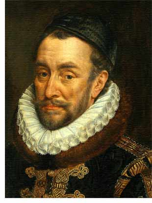 Willem the Prince of Orange